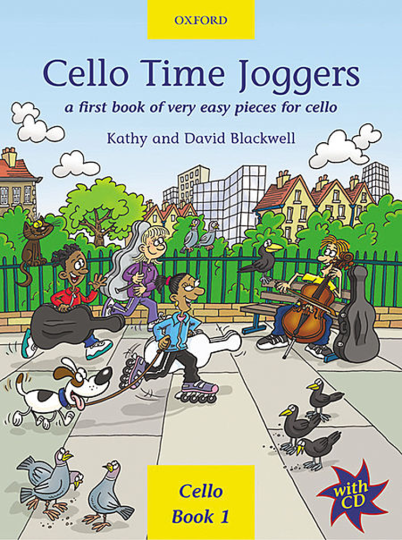 Cello Time Joggers  Band 1