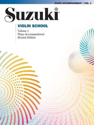 Suzuki Violin Schule Klavierbegleitung Band 1