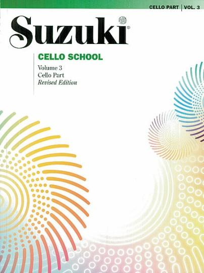 Suzuki Celloschule Band 3