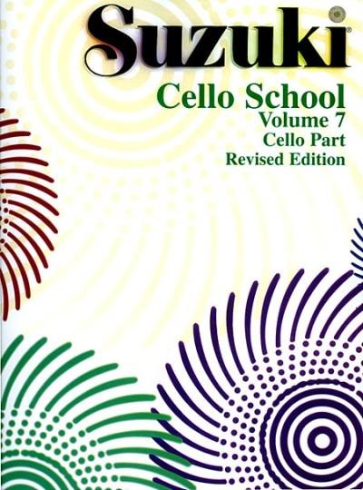 Suzuki Celloschule Band 7