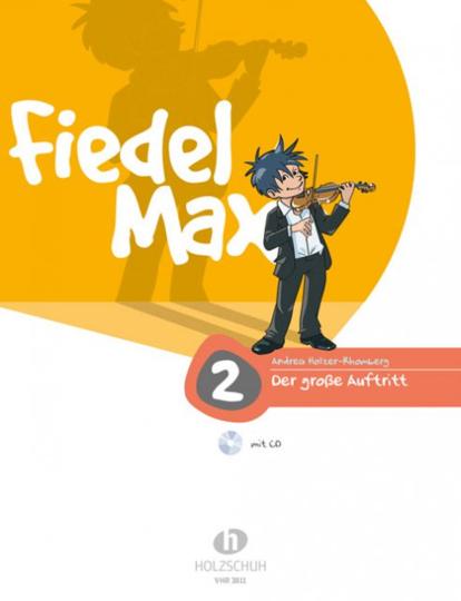 Fiddle-Max, The Great Violin School Volume 2