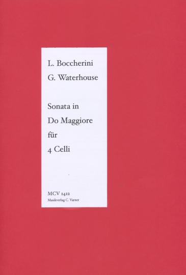 Boccherini - Sonata in D major for 4 celli