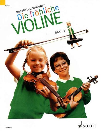 Die fröhliche Violine, Band 3