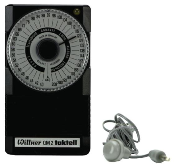 Wittner TAKTELL QM 2 metronome