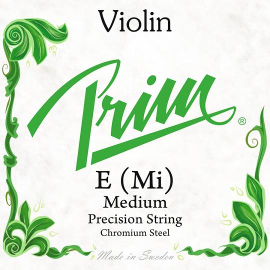 Prim Precision E (Ball End) - Violin medium