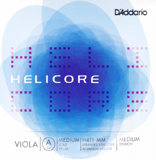 D' Addario Helicore C Strong - Viola