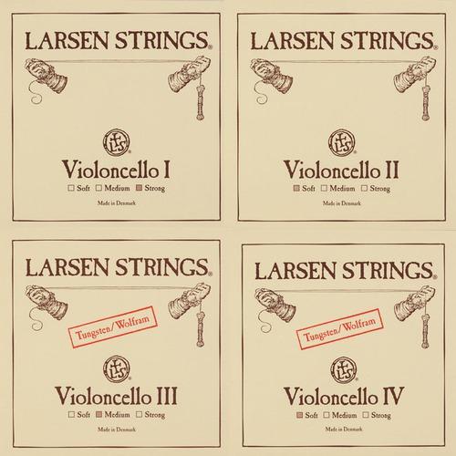 LARSEN Set soft - cello