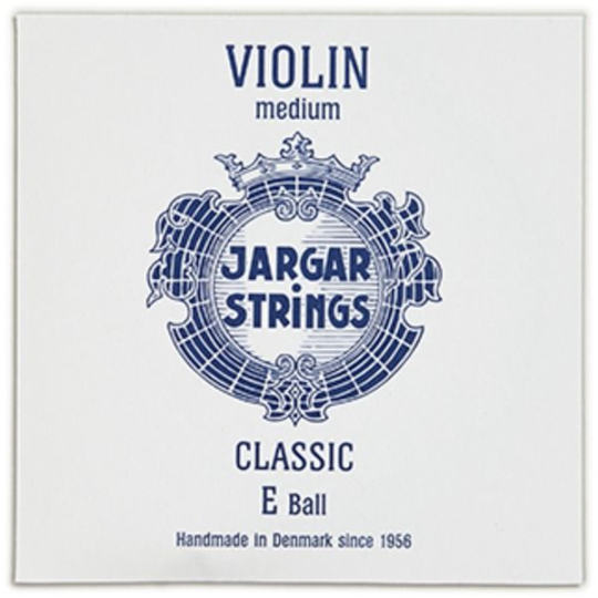 Jargar E (Ball End) - Violin medium
