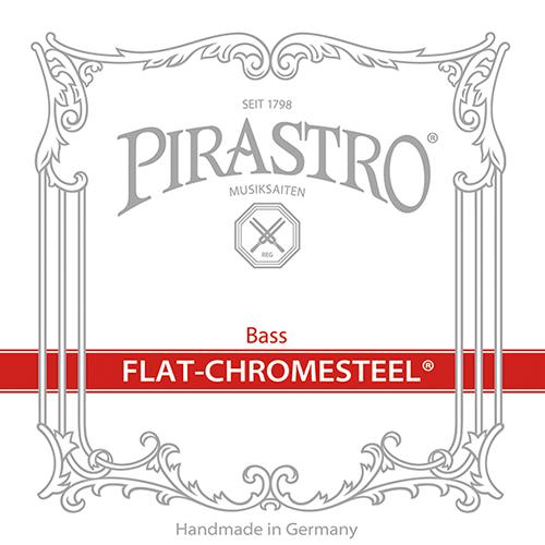Pirastro Flat Chromesteel Set Double bass