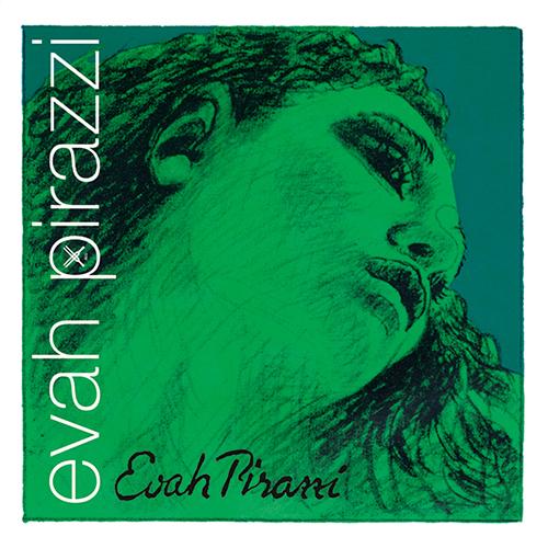 PIRASTRO Evah Pirazzi D medium - 3/4 - 1/2 violin