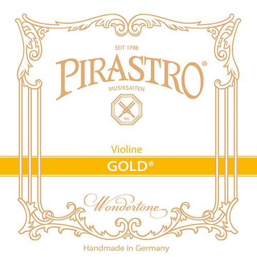 Pirastro Gold E (Loop End) Medium - Violin