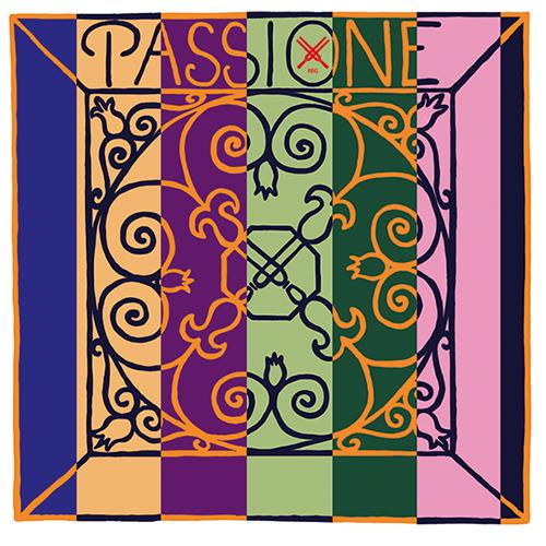 Pirastro Passione Solo Set (E Ball End) Medium - Violin