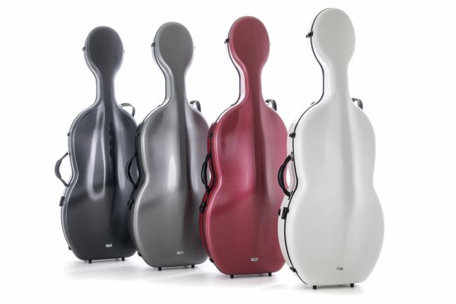 GEWA Pure cello case polycarbonate 4.6