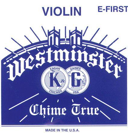 Westminster E (Loop End) - Violin