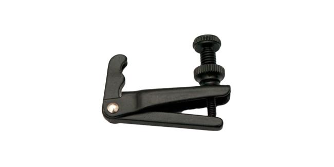 Fix fine tuner for steel strings - Cello 1/2-1/4, black